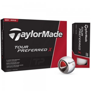 TaylorMade Tour Preferred X - Todo Golf tienda de golf México