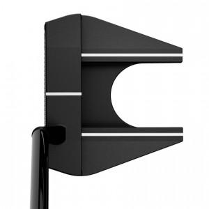 Putter Odyssey O-Works Black 7S - Todo Golf tienda de golf México