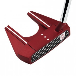 Putter Odyssey O-Works Red 7S - Todo Golf tienda de golf México