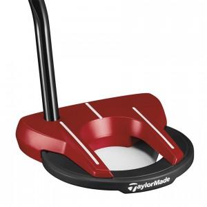 Putter TaylorMade Spider Arc Red - Todo Golf tienda de golf México