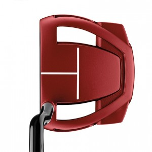 Putter TaylorMade Spider Mini Red - Todo Golf tienda de golf México