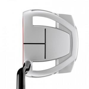 Putter TaylorMade Spider Mini Silver - Todo Golf tienda de golf México