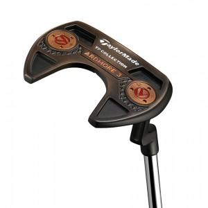 Putter TaylorMade TP Black ArdMore 3 - Todo Golf tienda de golf México