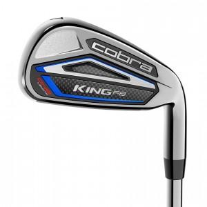 Set de Fierros Cobra King F8 ONE Length - Todo Golf tienda de golf México