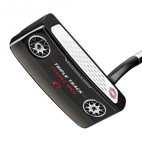 Odyssey Stroke Lab Triple Track Double Wide Flow Putter - Todo Golf tienda de golf México