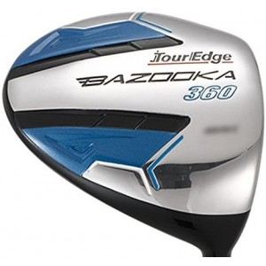 Tour Edge Bazooka 370 Teen Varsity Full Set de 12 a 16 - Todo Golf tienda de golf México